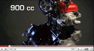 Husky900_engine_utube