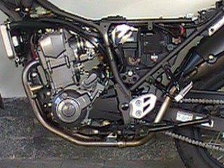 Motor esbanja torque, potência e muita resistência