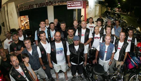 Os Tubarões de Cabo Frio: tudo pronto para o Bikerfest