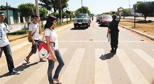Segurança no trânsito urbano e nas rodovias é a preocupação