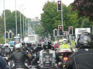 Protesto no Reino Unido