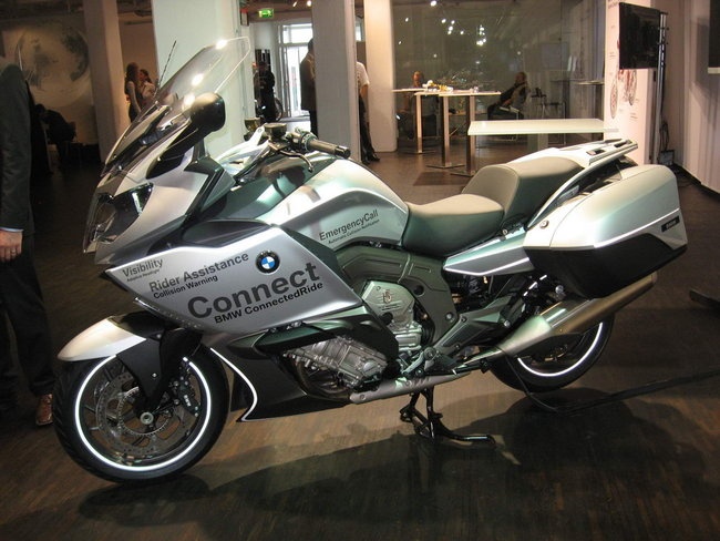 BMW ConnectRide