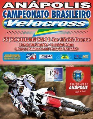 3ª etapa do Campeonato Brasileiro de Velocross
