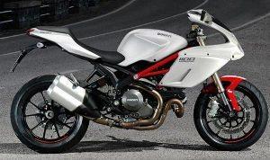 Uma Ducati Supersport imaginária