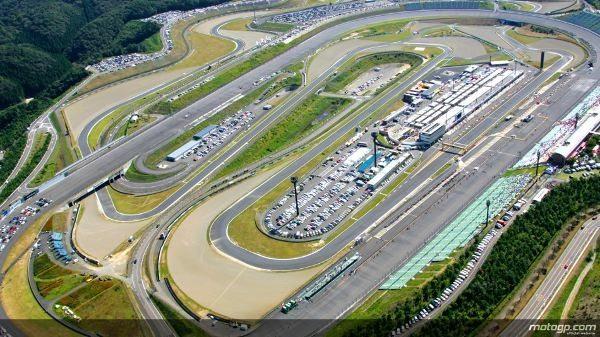 Grande Prémio do Japão está marcado para 2 de Outubro em Motegi