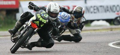 Pilotos disputam Campeonato Amazonense de Motovelocidade