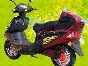 Ao vencedor, um scooter elétrico Traxx Vico