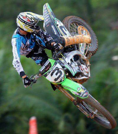 Balbi lidera a categoria MX1 no Brasileiro de Motocross