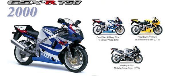 Suzuki GSX-R 750: uma moto e muitos sucessos | Motonline
