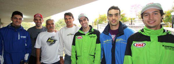 Team Brasil 2011 terá o patrocínio da Rinaldi pelo segundo ano consecutivo