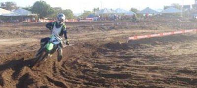 O gaúcho Mateus Basso em ação na etapa de Palmas/TO