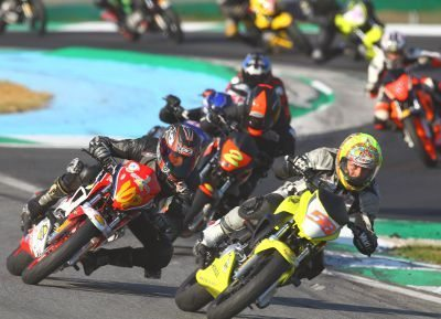 Motos da categoria CB 300R