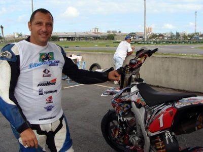 Simão Lawant é chefe de equipe do Team Brasil para o SM das Nações