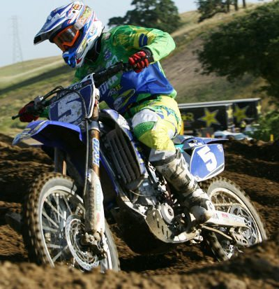 Esta é a segunda vez que Mariana se dedica a uma temporada completa do Women´s Motocross Association