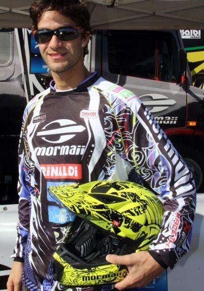 Pipo Castro disputou o Motocross das Nações em 2010