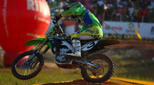 Balbi Júnior manteve a liderança na MX1 do Brasileiro de Motocross