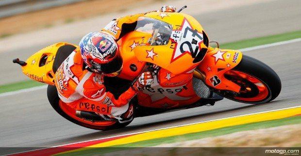 Casey Stoner, Repsol Honda, MotorLand Aragón RAC