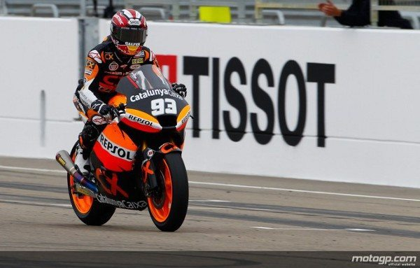 Marc Marquez, Team CatalunyaCaixa Repsol, MotorLand Aragón RAC