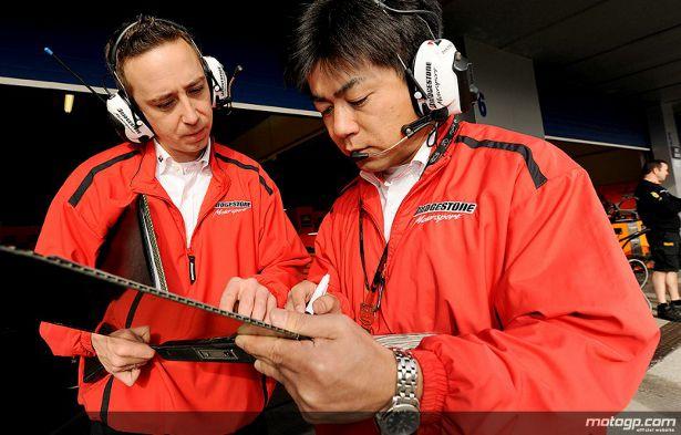 Masao Azuma – Engenheiro Chefe, Bridgestone Motorsport