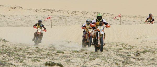 Rally Cerapió 2010 - Dunas