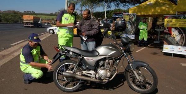 Campanha Viva Motociclista da Intervias