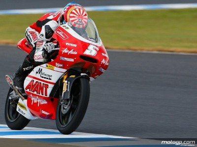 Johann Zarco assegurou a pole numa muito disputada sessão de qualificação de 125cc em Motegi, batendo Héctor Faubel e Nico Terol.Zarco (Avant-AirAsia-Ajo) vai partir da pole position para o Grande Prémio do Japão de amanhã.