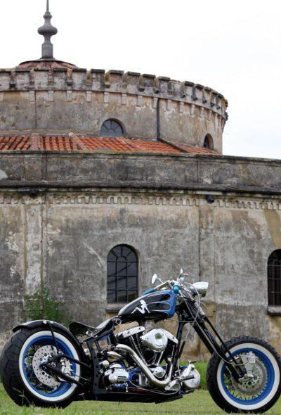 Moto criada por Celio Motorcycles