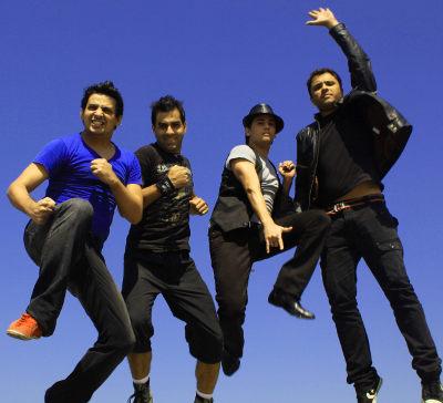 A banda Faixa Etária se apresenta sábado, às 21h, no Salão de Turismo do RJ