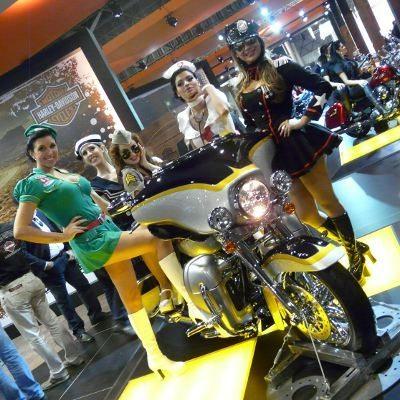 Harley-Davidson Ultra Classic® Electra Glide®: só falta falar