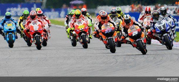 Factos e estatísticas interessantes sobre a 16ª Jornada do Campeonato do Mundo de MotoGP.
