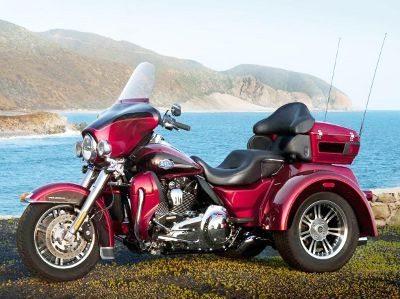 Trike: um triciclo de luxo que oferece total conforto para viagens