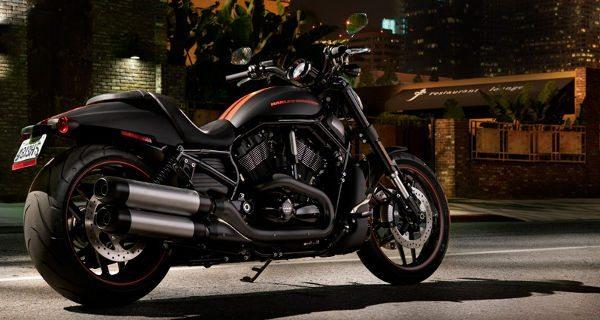 V-Rod Special, umas das estrelas da Harley-Davidson, agora também em Belo Horizonte