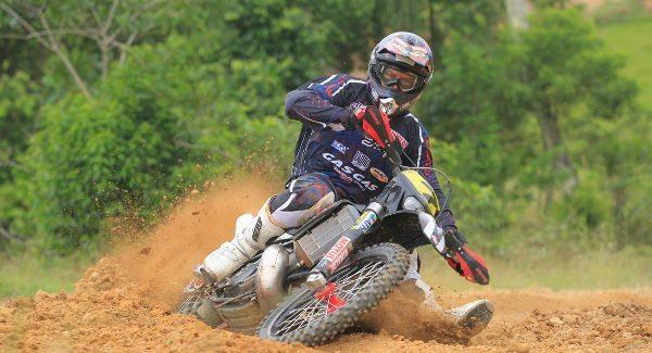 Campeão antecipado da categoria XC1, piloto cumpriu tabela na última etapa do Brasileiro de Cross Country, realizada domingo, 27, em Jarinu, São Paulo