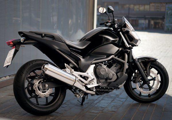 Honda NC700S naked mesma motorização