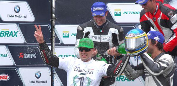 Alan Douglas, primeiro Campeão do Moto 1000 GP