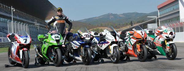 Pela primeira vez um latino foi selecionado para testar todas as principais motos participantes da Categoria SuperBike do WSBK