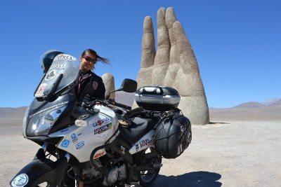 41º Dia, Mão e San Pedro - Mão do Deserto - Antofagasta/Chile