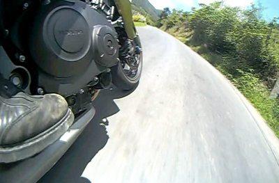 CB1000 R na estrada, muito prazer na tocada