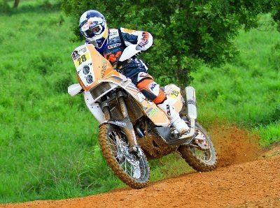 Felipe Zanol disputará o Dakar com uma KTM 450cc Rally Replica