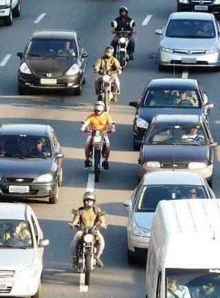 Novas regras para motoboys vão vigorar em etapas