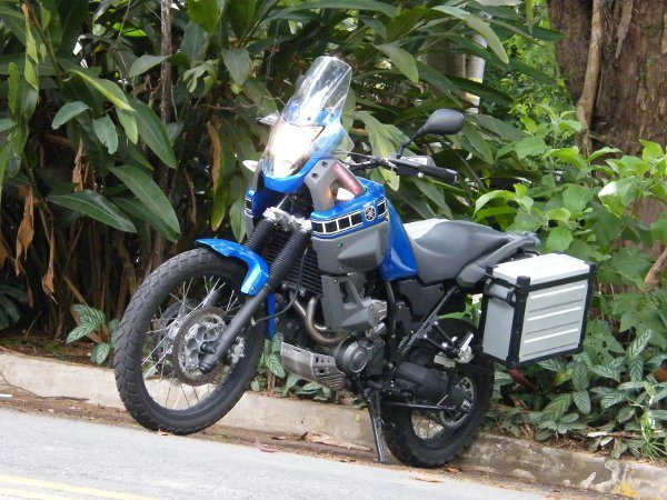 XT 660 Z Ténéré a Sport Adventure média da Yamaha
