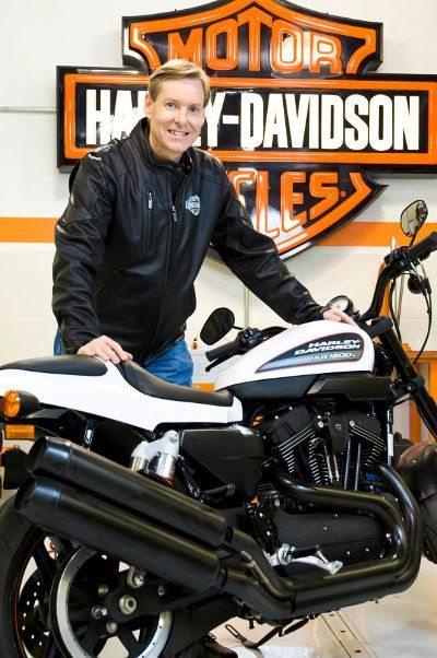 O presidente da subsidiária da Harley-Davidson Inc veio ao Brasil para fazer anúncio da chegada dos serviços financeiros