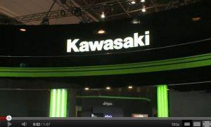 kawasaki salão de tóquio