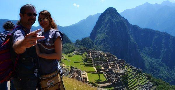 De vagar se vai ao longe: Machu Picchu