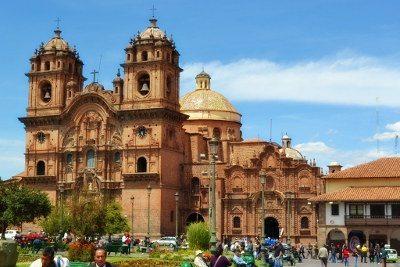 Igreja Companhia de Jesus, Cuzco, Peru