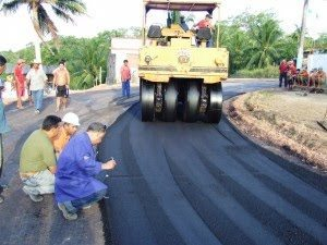 Usar asfalto ecológico agora é lei em São Paulo