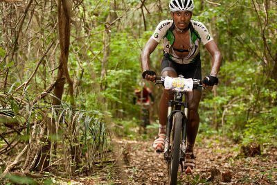 Jardel Silva - Campeão da categoria sub 30