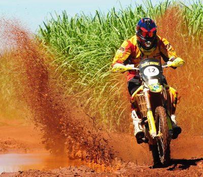 Prova será em março e será disputada por carros, motos, quadriciclos e UTV's