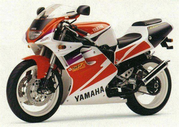 Yamaha TZR 250 R SP