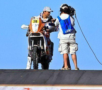 Zanol: estréia no Rally Dakar e desejo de chegar